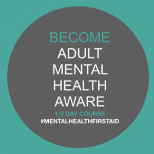 adult mental health aware course